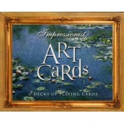 Impressionist Art Cards by Wenda Brewster O'Reilly