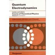 Quantum Electrodynamics by V. B. Berestetskii