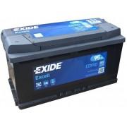 EXIDE Excell EB950 95Ah 800A autó akkumulátor jobb+
