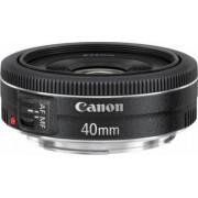 Obiectiv Foto Canon Pancake EF 40mm f2.8 STM