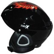Axer Sport Kask narciarski Tirex - Czarny