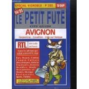 Le Petit Fute 1994/95 - City Guide - Avignon - Carpentras - Cavaillon - L'isle Sur Sorgue