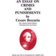 On Crimes and Punishments by Cesare Beccaria