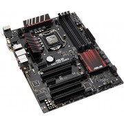 Asus Mod 1150 B85-Pro Gamer (ATX) Scheda Madre, Nero