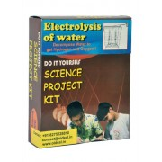 Electrolysis of Water Kit. Do It Yourself . DIY . Working Model . Educational Learning Toy . School Project . Chemistry Science Activity Kit