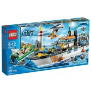 LEGO City Patrula Gărzii de coastă 60014