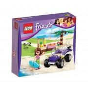 LEGO FRIENDS - Il Buggy da Spiaggia di Olivia - 41010