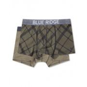 Heren blue ridge boxershorts, 2-pack