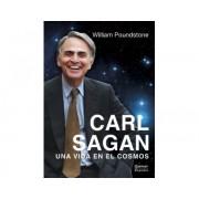 Libro CARL SAGAN. UNA VIDA EN EL COSMOS Editorial Akal