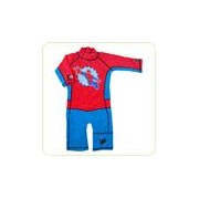 Costum de baie Spiderman marime 98-104 protectie UV
