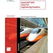 AutoCAD Tutor for Engineering Graphics 2011 by Kevin Lang