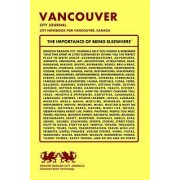 Vancouver City Journal, City Notebook for Vancouver, Canada by Dragon Dragon City Journals