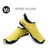 BALLOP V2 SPIDER YELLOW Bosonohá obuv