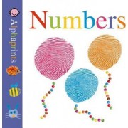 Little Alphaprints: Numbers by Roger Priddy