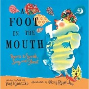 A Foot in the Mouth by Paul Janeczko