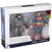 DC Collectibles The Dark Knight Returns: 30th Anniversary Batman & Superman 2 Pack Action Figure