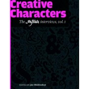 Creative Characters by Jan Middendorp
