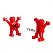 """Happy Man Wine Accessories Twin Set"""