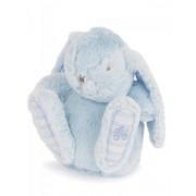 Tartine et Chocolat - peluche conejo 25 cm azul cielo bebé niño tostadas y Chocolate azul