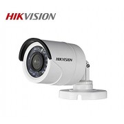 Hikvision DS-2CE16C0T-IR IR Bullet Camera HD 720P CCTV Outdoor 2.8MM 3.6MM White