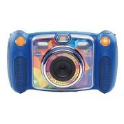 VTech Kidizoom Duo Cámara digital - electrónica para niños (Cámara digital, MicroSD (TransFlash), Botones, Azul, LCD, AA)