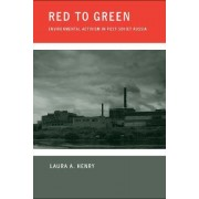 Red to Green by Laura A. Henry