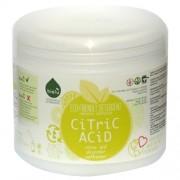 Acid Citric Ecologic pentru Rufe Pudra 450g Biolu