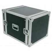 Citronic Rack:10u 19'' Equipment Flightcase - 10u