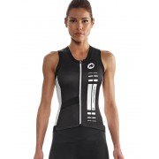 assos NS.SuperLeggera Jersey Lady Black Volkanga 2017 L Rennvelo Trikots