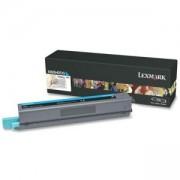 Тонер касета Lexmark X925 Cyan High Yield Toner Cartridge (7.5K), X925H2CG