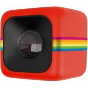 Camera Video Sport Polaroid Cube Full HD Rosu