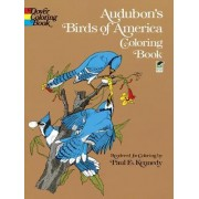 Audubon's Birds of America Coloring Book by John James Audubon