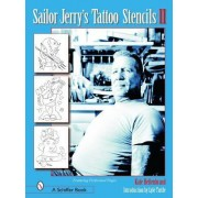 Sailor Jerry's Tattoo Stencils II by Kate Hellenbrand