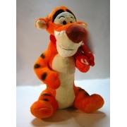 Winter Tigger Plush with Scarf by Best Made Toys