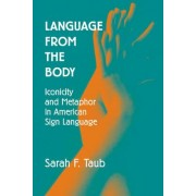 Language from the Body by Sarah F. Taub