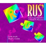RUS': A Comprehensive Course in Russian Set of 5 Audio CDs by Sarah Smyth