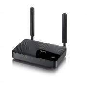 ROUTER, Zyxel LTE3301, 4x10/100Mbps LAN, 802.11n 2x2, Router/Bridge mode, WiFi button (LTE3301-Q222-EU01V3F)