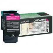 Тонер касета за C540,C543,C544,X543,X544 Magenta Toner Cartridge 1 000 page - C540A1MG