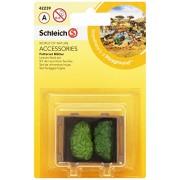 Schleich - Set de alimentos hojas (42239)