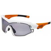 UVEX variotronic s - Gafas deportivas - naranja/blanco Gafas deportivas