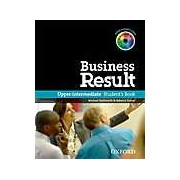 Business Result Upper-intermediate - Student's Book + DVD-ROM Pack
