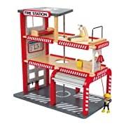 Hape HAP-E3007 Fire Station