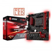 Micro-Star International Msi Amd A320M Gaming Pro AM4 Ryzen MicroATX Motherboard