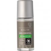 Deodorant bio roll-on cu eucalipt si piatra alaun Urtekram 50 ml