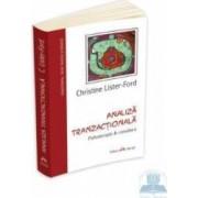 Analiza tranzactionala - Christine Lister-Ford