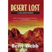 Desert Lost by Betty Webb