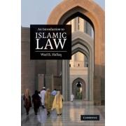 An Introduction to Islamic Law by Wael B. Hallaq