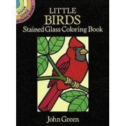 Little Birds Stained Glass by John Green
