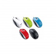 Mouse Genius Dx-120 Plug-n-play con puerto USBU