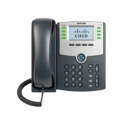 Cisco 8 Line IP Phone With Display, PoE and PC Port